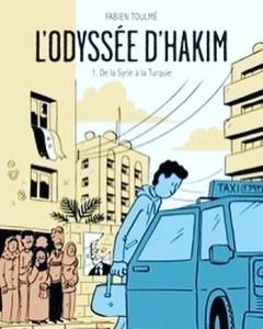 L'odyssée d'Hakim lesptitesmainsdabord