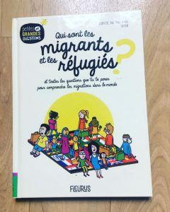 Qui sont les migrants et réfugiés lesptitesmainsdabord