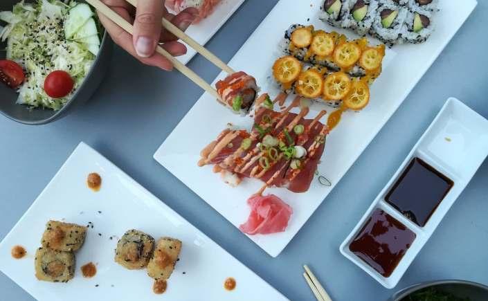 cote sushi a nantes la nouvelle