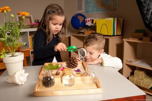 Les Ptits Sages - Bases Montessori