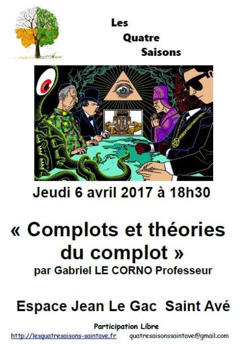 Conférence complots