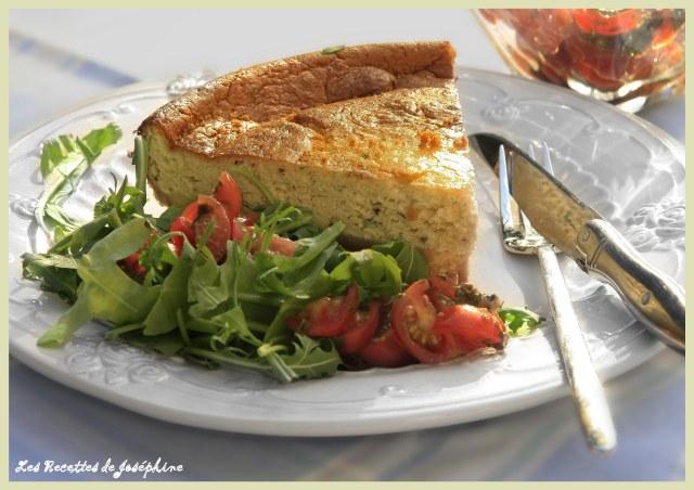 Chesse Cake au Gorgonzola 2