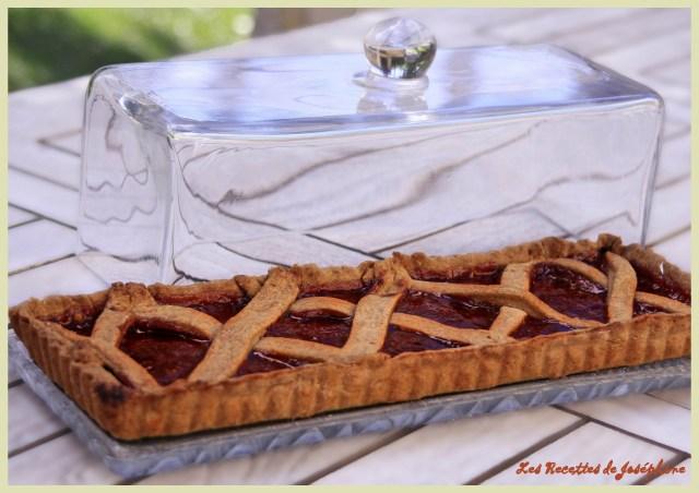 Linzer torte 1