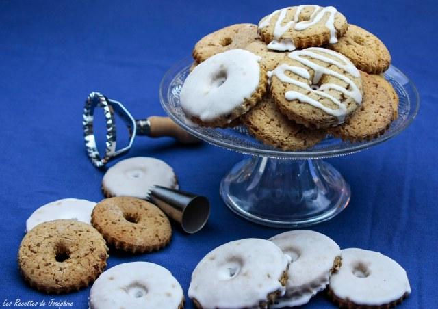 Biscuits aux épices 1