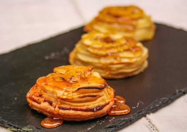 Tartelette aux pommes 2