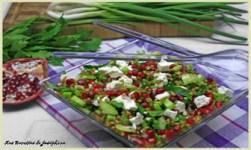 Salade au petit épeautre