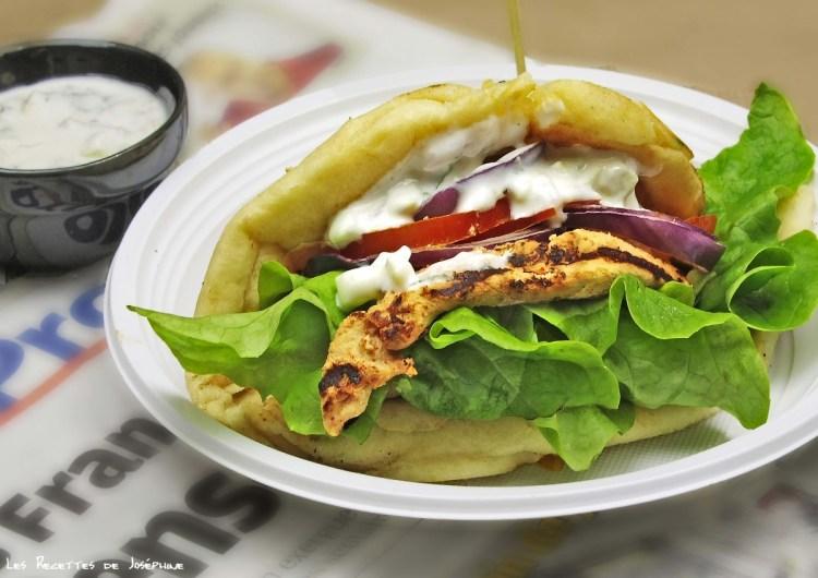 Sandwich Tandoori 1