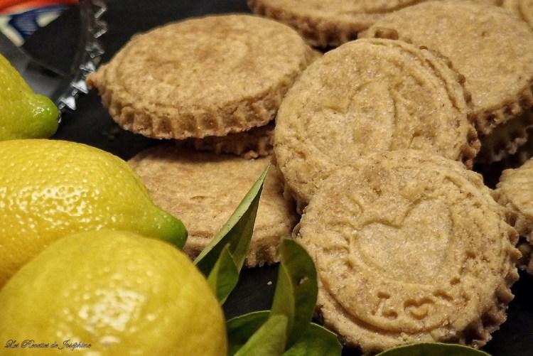 Sablés au citron 4 w