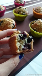 petits déjeuners healthy: muffins
