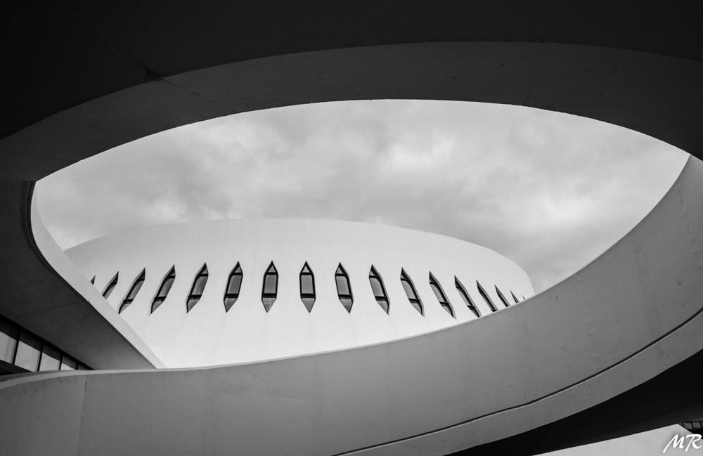 Volcan d'Oscar Niemeyer – Le Havre