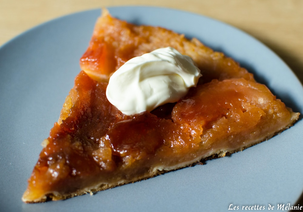 Tarte tatin made in Normandy