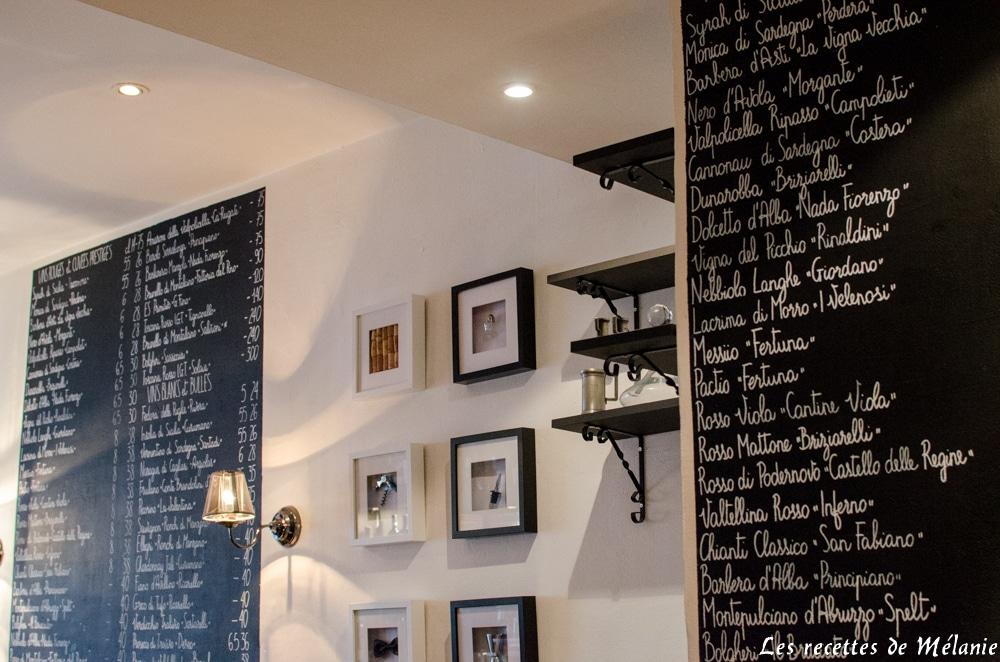 Meilleur italien de Paris? Bar Italia Brasserie