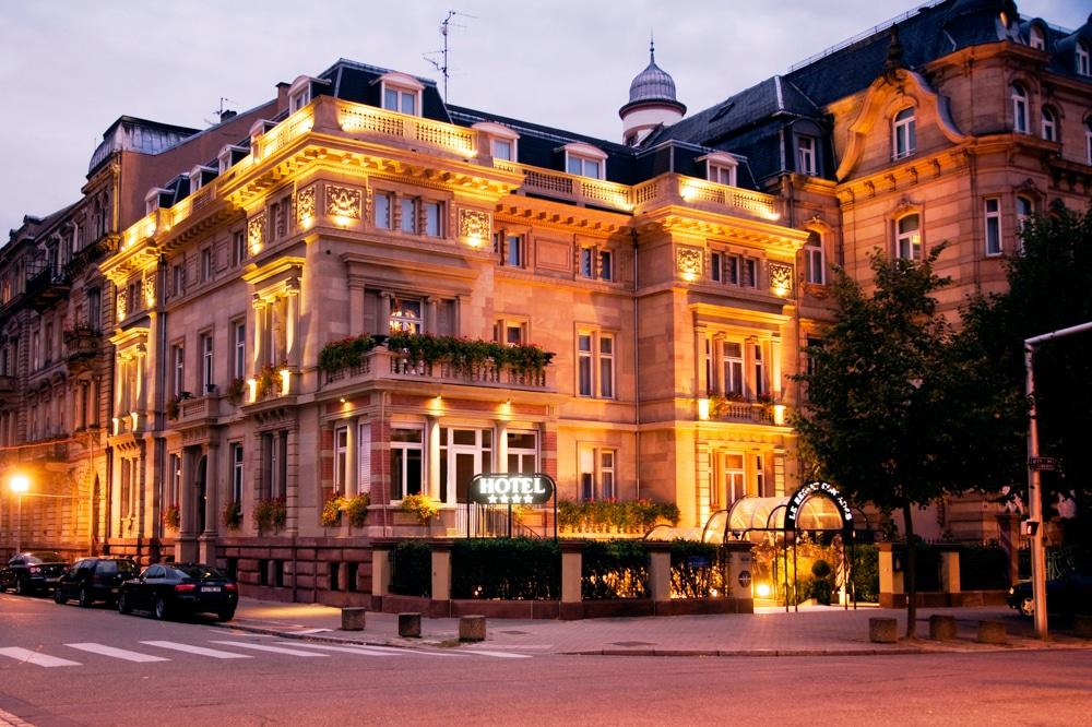 Hotel regent contades Strasbourg