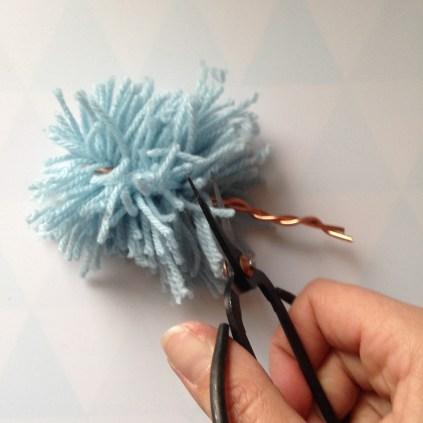 Coupe arbre laine