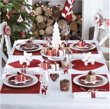 table-de-noel-rouge