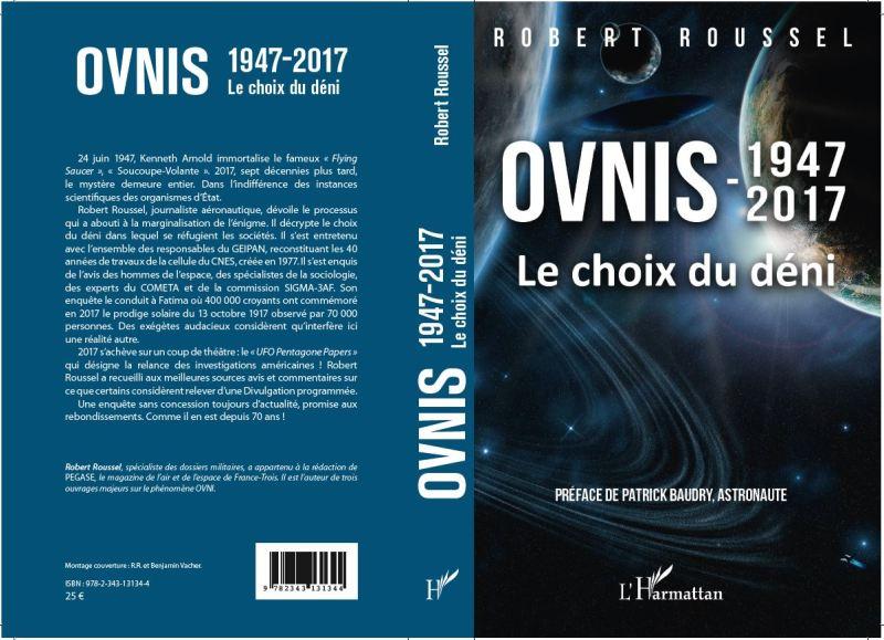 Toulouse : le 12/09/18 – Robert ROUSSEL nous présentera son dernier livre