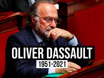 Le député Les Républicains Olivier DASSAULT