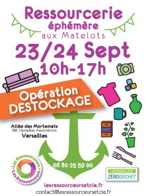 Affiche RE aux matelots Septembre