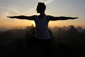 yoga avec Dorian
