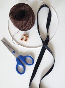 matériel pour tissage