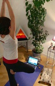 Top des cours de yoga en ligne