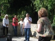 Mr le Maire de Lalinde : C BOURRIER