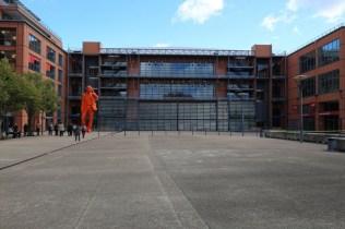 le MAC de Lyon, architecte Renzo PIANO