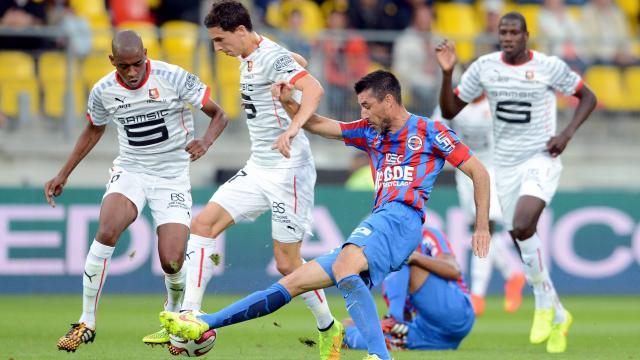 Week 4 Match Report: SM Caen v Stade Rennais (1/2)