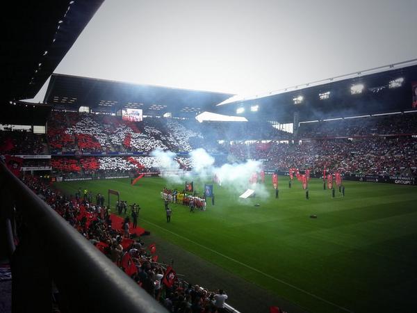 Week 5 Match Report: Stade Rennais v Paris Saint Germain (1/3)
