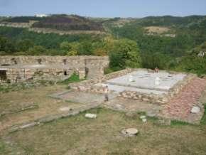 Veliko Tarnovo ; ancienne capitale de Bulgarie centrale 13
