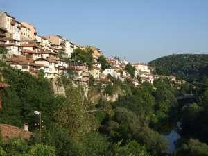 Veliko Tarnovo ; ancienne capitale de Bulgarie centrale 21