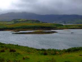 L'Ecosse en camping-car en itinérant : région d'Edimburgh 66