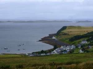 L'Ecosse en camping-car en itinérant : région d'Edimburgh 68