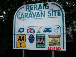L'Ecosse en camping-car en itinérant : région d'Edimburgh 84