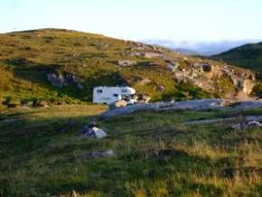 L'Ecosse en camping-car en itinérant : région d'Edimburgh 146