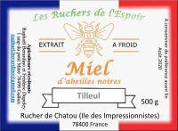 Miel – Tilleul – Chatou