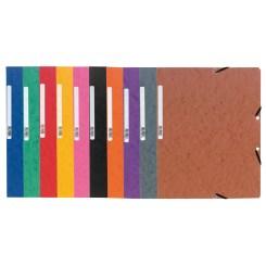 Cardboard Folders with Elastic