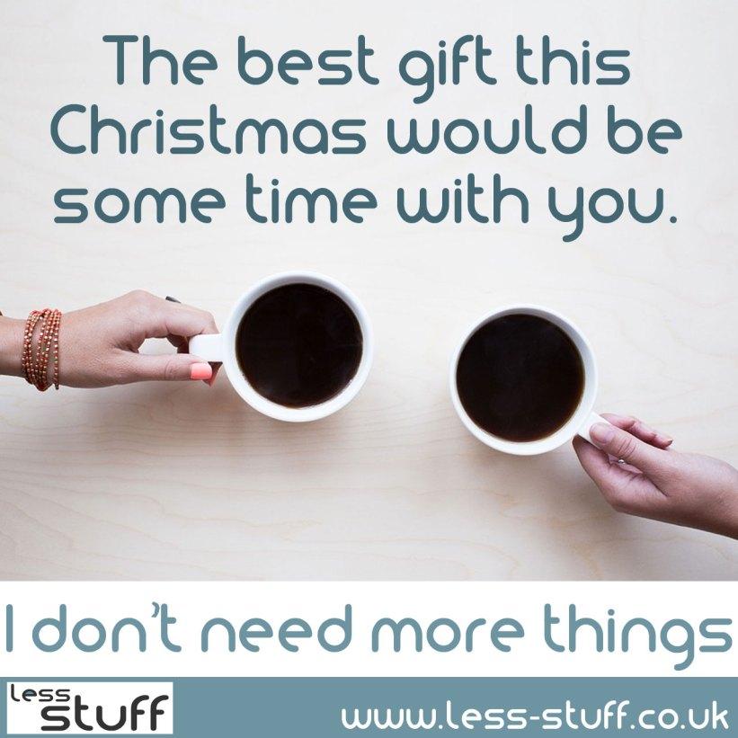 less-stuff-more-time