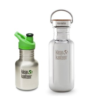 Klean Kanteen Bottles from Boobalou