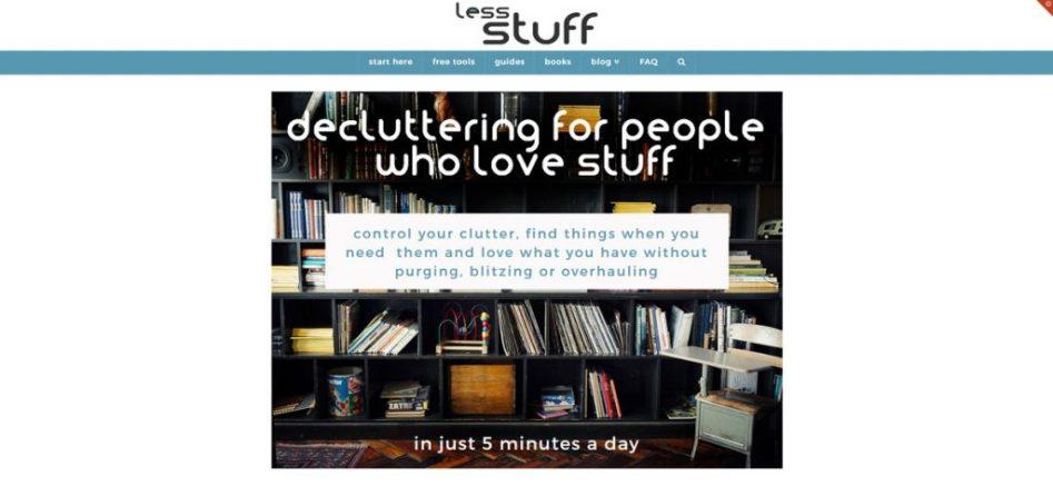 less stuff live lagom