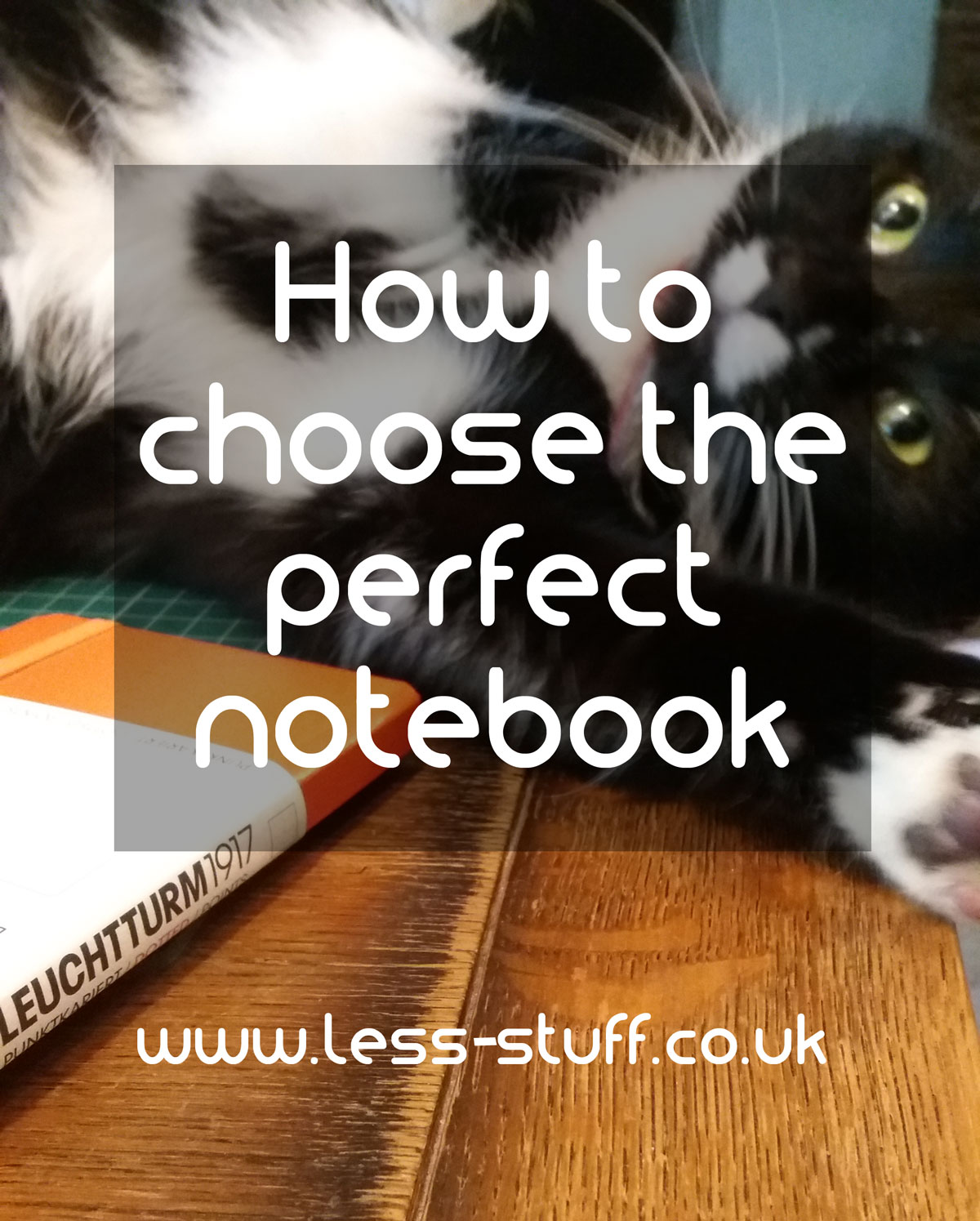 how to choose the perfect notebook