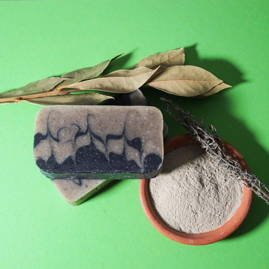 SECRET D'ALEP - Möbius - Savon solide saponifié à froid, surgras, naturel et bio, zéro déchet