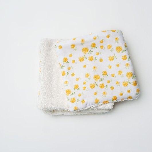 Carrés démaquillants lavables - accessoire zéro déchet - soin du visage