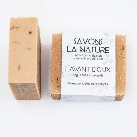 Savon La Nature - Lavant Doux