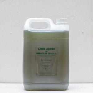 Bidon de 5 litres à l'huile d'olive