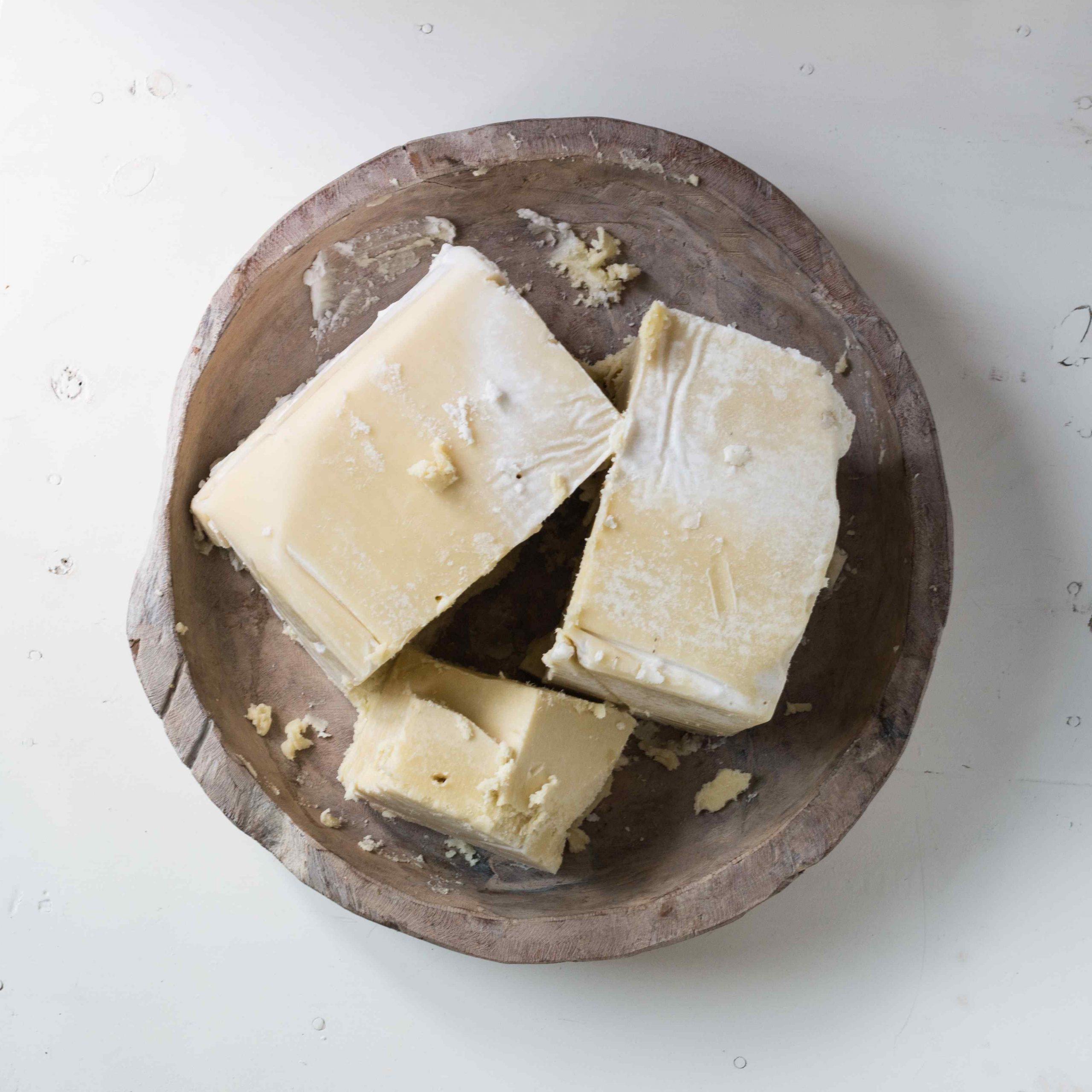 Beurre de Karité brut en vrac 100 grammes