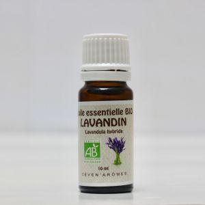 Huile essentielle lavandin bio 10ml CEVEN AROMES
