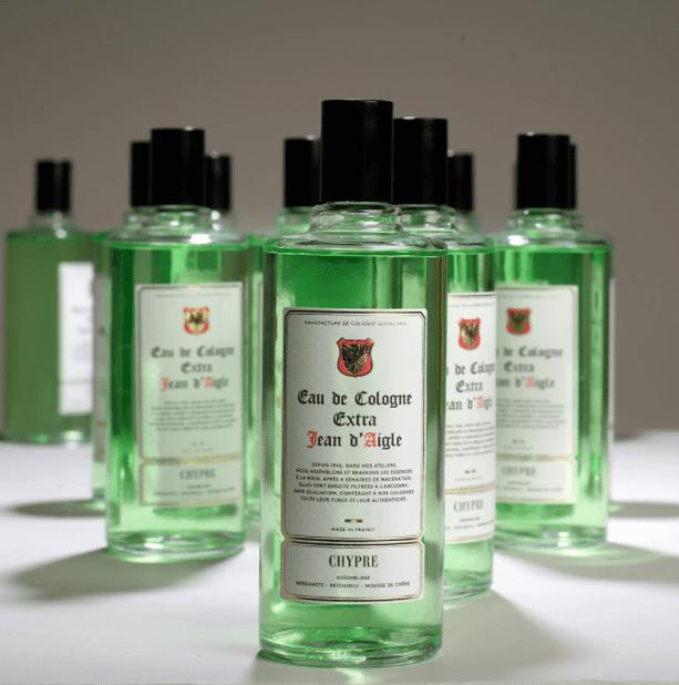 eau de cologne chypre