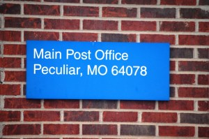 Peculiar Post Office