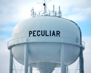And let's not forget...A Peculiar Water Tower